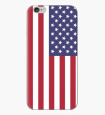 "The national flag of the United States of America -  Authentic 10:19 ""G-spec"" (for ""government specification"" ) Scale and colors iPhone Case"