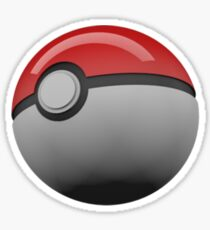 Pokemon Ball/pokeball Sticker