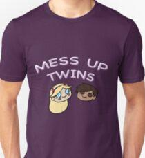Mess Up Twins! Unisex T-Shirt