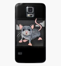 Moody Little Mouse Case/Skin for Samsung Galaxy