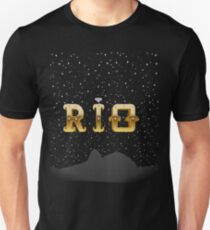 The Face of Rio - Silhouette T-Shirt