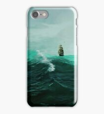 Perilous Green iPhone Case/Skin