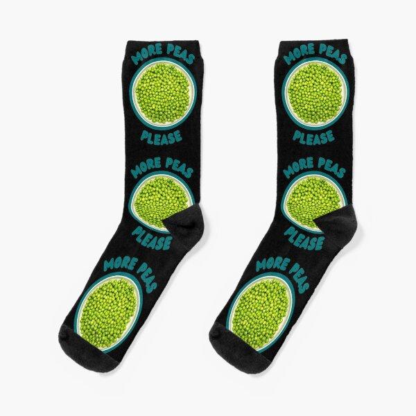 More Peas Please! Socks