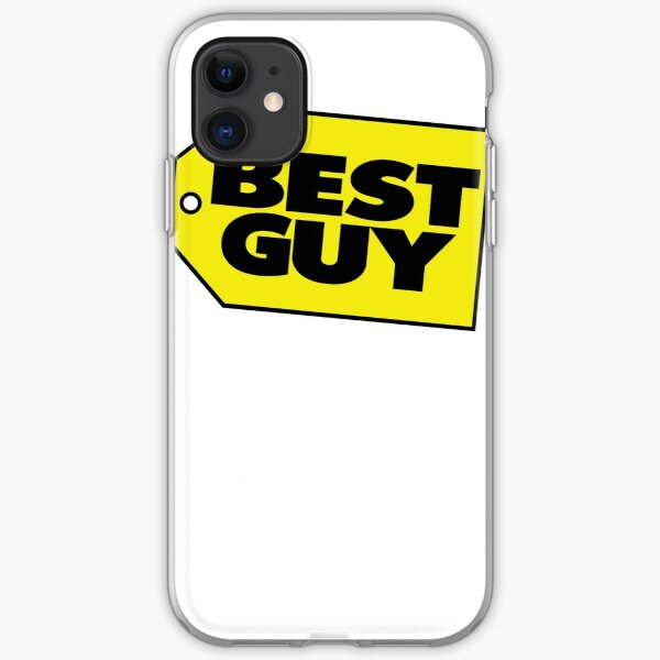 Best Guy iPhone Soft Case