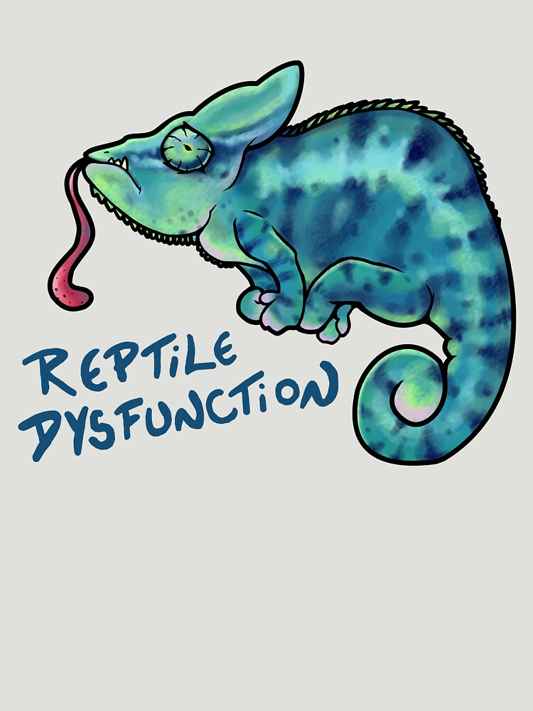 Reptile Dysfunction by iversia