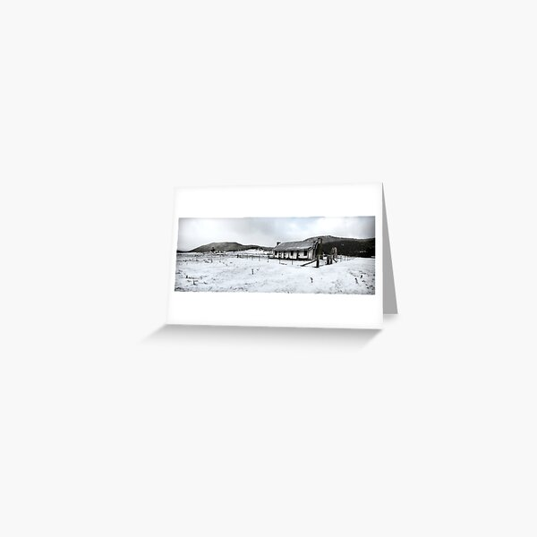 Beautiful Orroral Valley Greeting Card