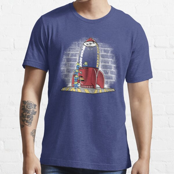 Aliens in to rescue Essential T-Shirt