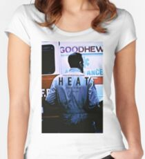 HEAT 4 Women's Fitted Scoop T-Shirt