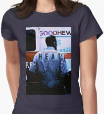 HEAT 4 Womens Fitted T-Shirt