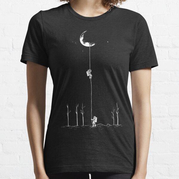 Reach For The Moon Essential T-Shirt