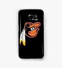 Redskins Orioles Samsung Galaxy Case/Skin