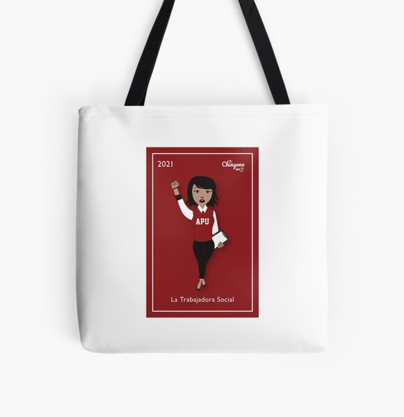 Trabajadora Social 2021 All Over Print Tote Bag