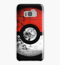 Destroyed Pokemon Go Team Red Pokeball Samsung Galaxy Case/Skin