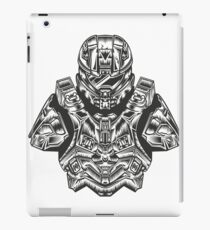 Master Chief Bust iPad Case/Skin
