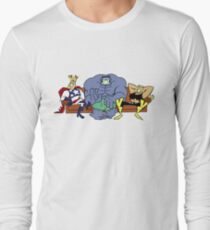 Justice Friends! Long Sleeve T-Shirt