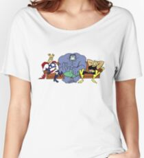 Justice Friends! Women's Relaxed Fit T-Shirt