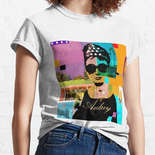 Audrey Hepburn Script Classic T-Shirt