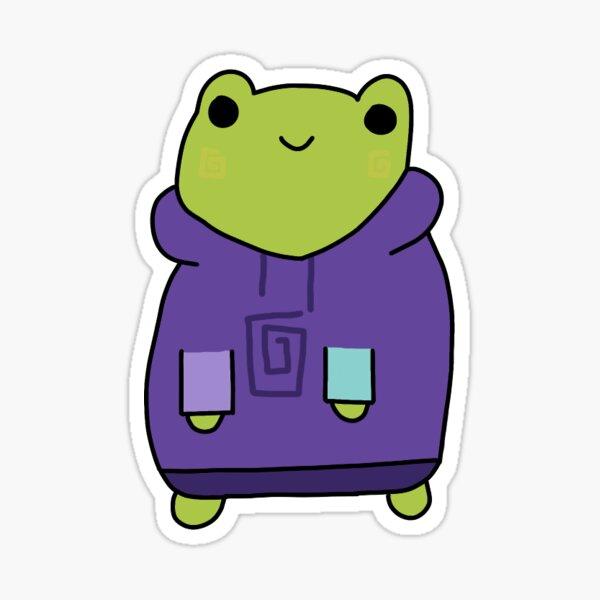 Kinoko Kingdom Frog Sticker
