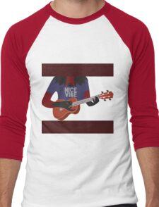 Hollow Strings  Men's Baseball ¾ T-Shirt