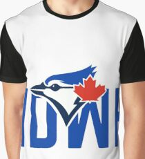 Marcus Stroman HDMH Blue Jays Graphic T-Shirt