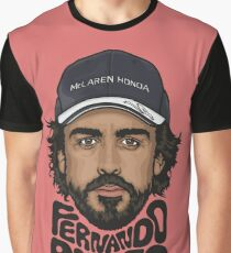 Alonso Graphic T-Shirt
