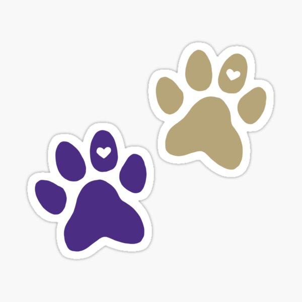 University of Washington - UW - Dawgs - Bow Down Sticker