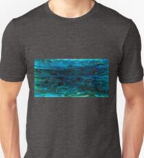 Reef and Rainforest dreamscape Unisex T-Shirt