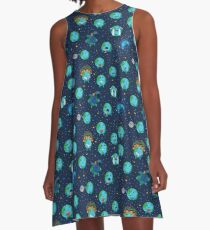Every day is Earth Day A-Line Dress