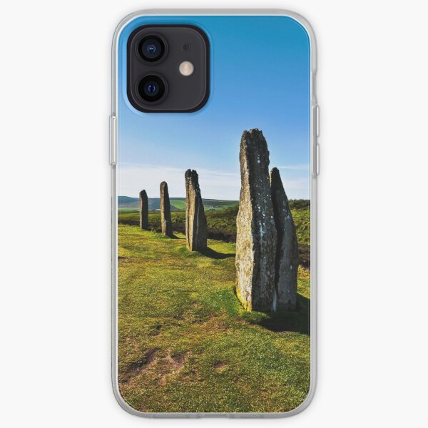 Ring of Brodgar iPhone Soft Case