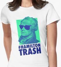 Hamilton Müll Tailliertes T-Shirt für Frauen