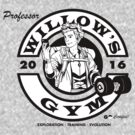 Willow's Gym by Crocktees
