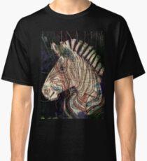 Street Zebra Classic T-Shirt