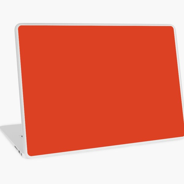 Tangerine - Color of the year 2012 Laptop Skin