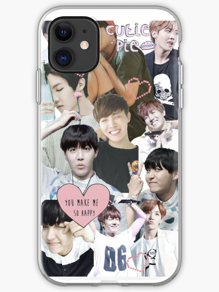 BTS In DUBAI J HOPE iphone case