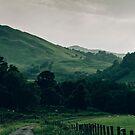 Scottish Highlands by Sander van der Veen