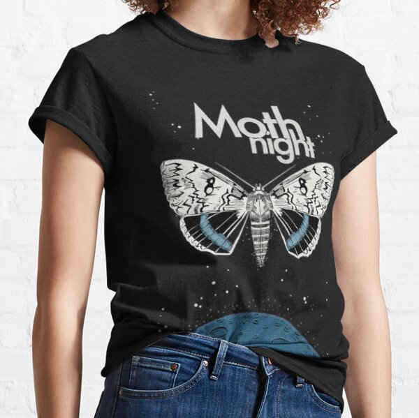 Moth Night Classic T-Shirt