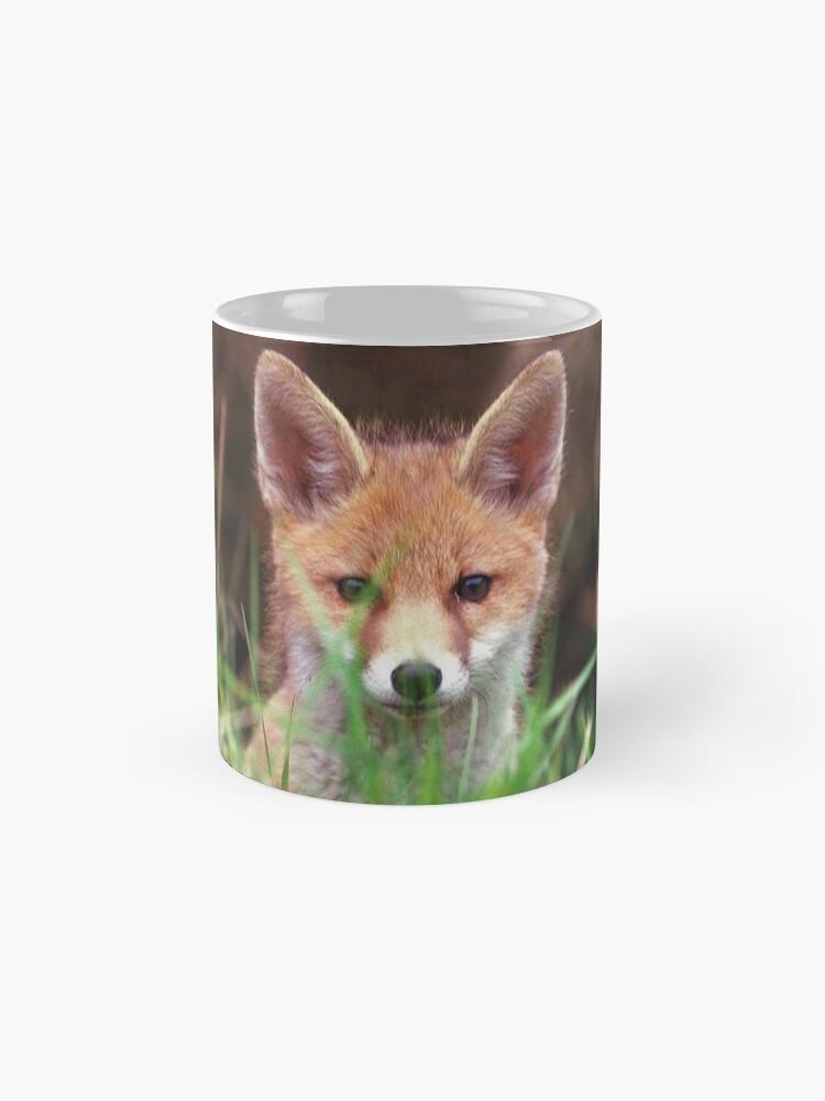 Mug ''jeune renard': autre vue