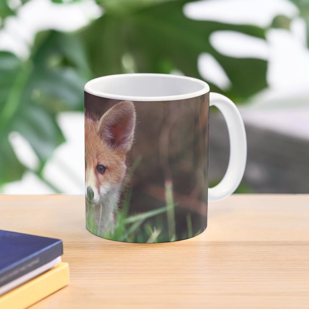 Mug «jeune renard»