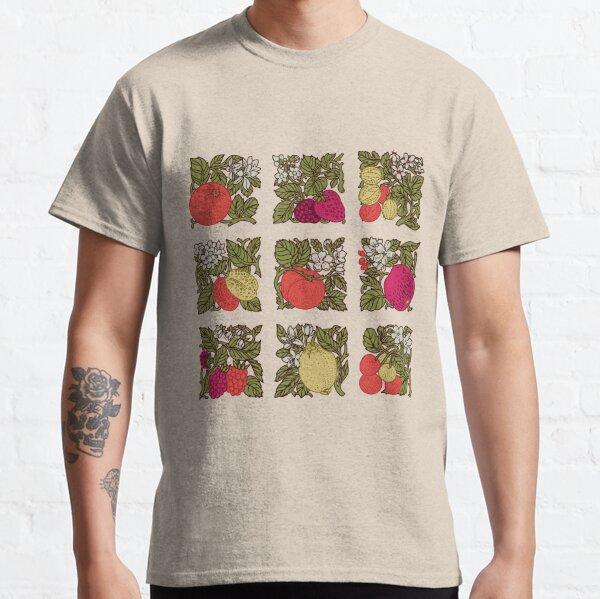 Kitsch vintage fruit print Classic T-Shirt