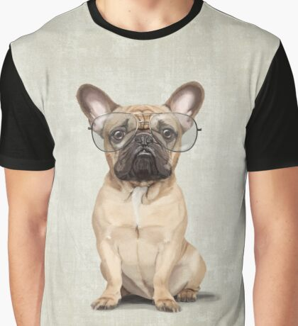Mr Bulldog Graphic T-Shirt