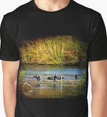Cormorants Graphic T-Shirt