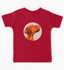Mr Vizsla Kids Tee