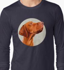 Mr Vizsla Long Sleeve T-Shirt