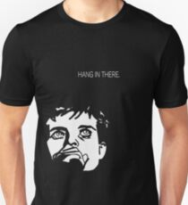 Camiseta unisex Aguanta Ian Curtis.