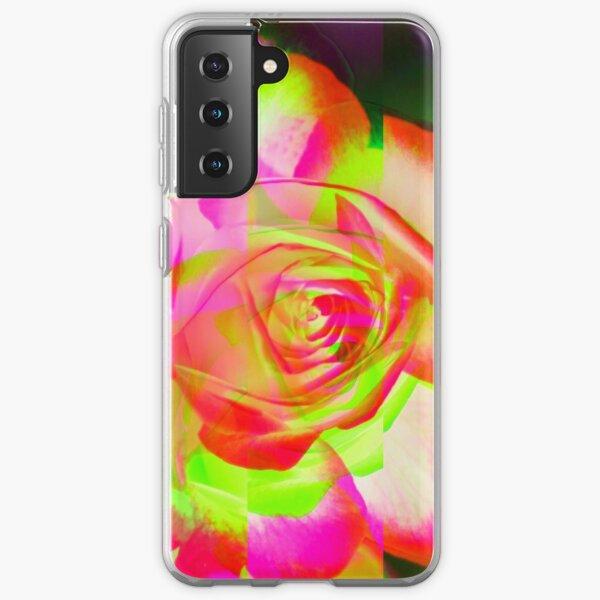 Rose Blooms Samsung Galaxy Soft Case