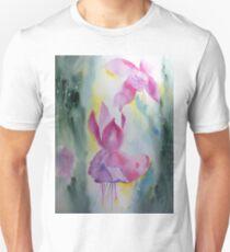 Fuschias Unisex T-Shirt