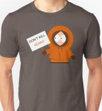 South Park Kenny - Don't Kill Kenny Unisex T-Shirt