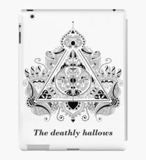 The Deathly Hallows Design iPad Case/Skin