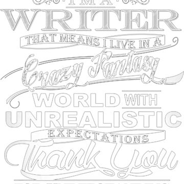 I'M A WRITER  by BookLover1