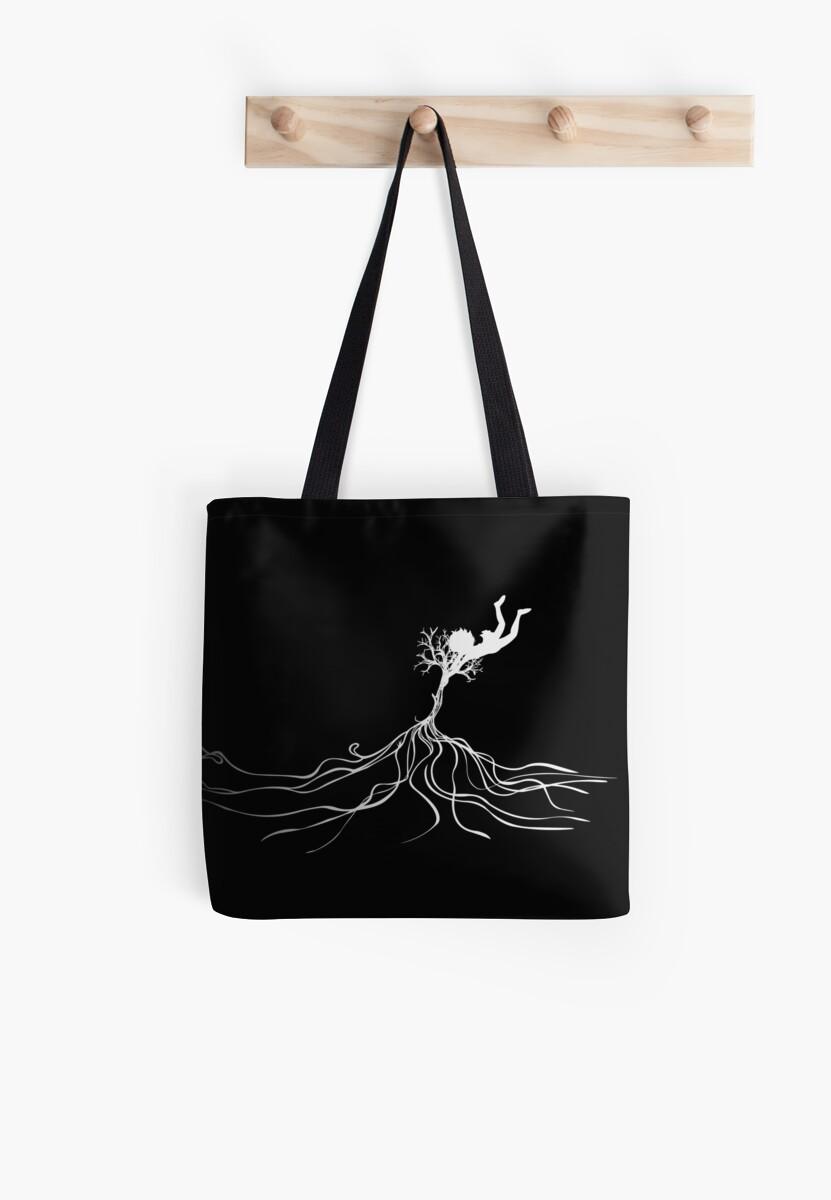 roots T black by kookylane